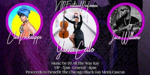 6th Annual Purple Tie Affair: Concert & Silent Auction