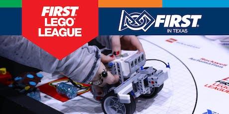 Alamo Area FIRST LEGO League Coaches' Clinic tickets