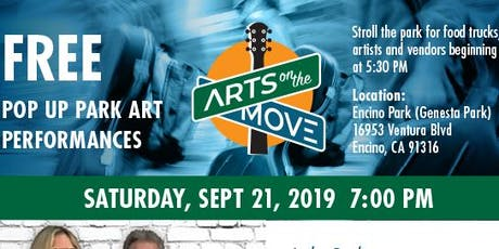 Arts on the Move tickets