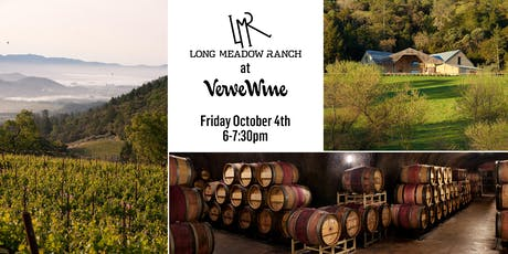 Seated Tasting with Jeff Meisel of Long Meadow Ranch! tickets