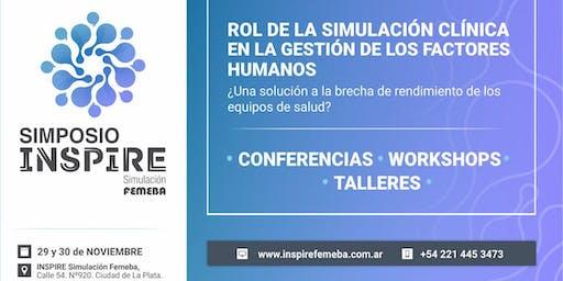 I SIMPOSIO INTERNACIONAL INSPIRE SIMULACION FEMEBA & HPSN-CAE