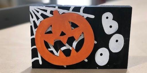 Kids Drop Off Halloween Party