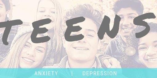 Teenagers- Which way does yours lean: Anxiety vs Depression.