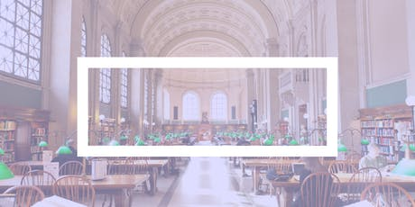 The Big Quiet in Boston: A Mass Meditation at Boston Public Library tickets