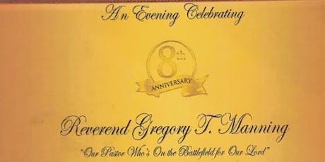 Anniversary Celebration Banquet tickets