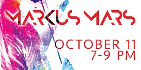 Markus Mars @ Waianaia Earth Temple tickets