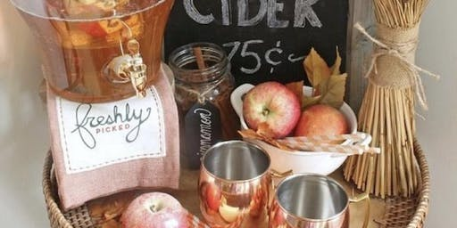 Fall Ciders & Crafting