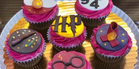 Harry Potter Cupcake Decorating Workshop tickets