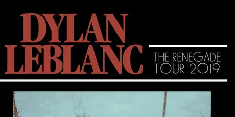 Dylan LeBlanc tickets