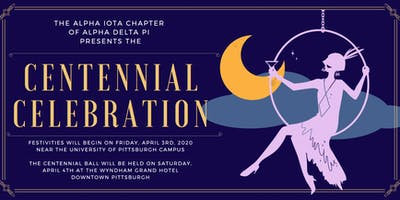 Alpha Iota Centennial