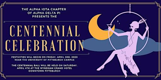 Alpha Delta Pi - Alpha Iota Centennial