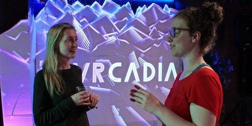 Ladies Night at VRcadia