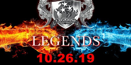Legends Muay Thai 2019 tickets