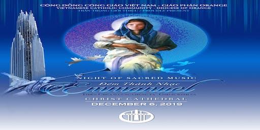 Đêm Thánh Nhạc Emmanuel