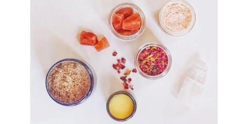 DIY Bath Bombs and Salt Soaks with Herbs Oils + Bath (2019-10-17 starts at 7:00 PM)