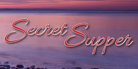 SFR Secret Supper - Oct. 9 tickets