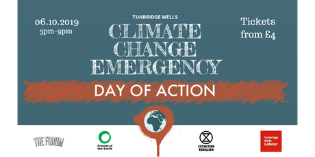 Climate Change Emergency Day of Action tickets