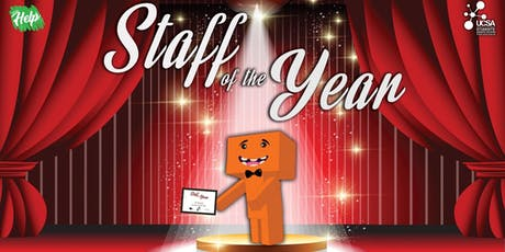 Staff of the Year Awards 2019 tickets