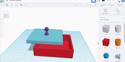 3D Design and Printing Workshop
