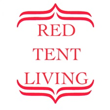 Red Tent Living logo