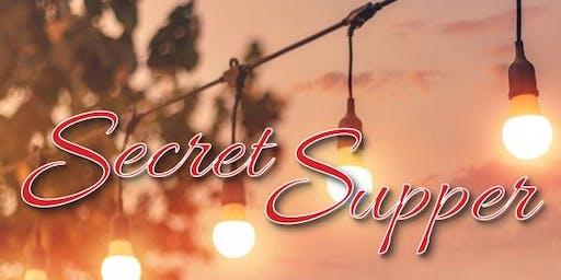 SFR Secret Supper - Oct. 7