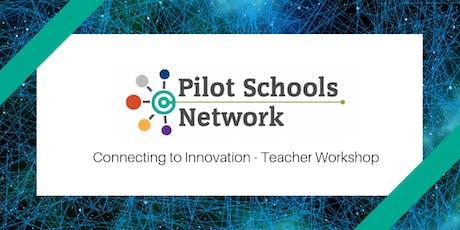 PSN Teacher Workshop: Connecting to Innovation tickets