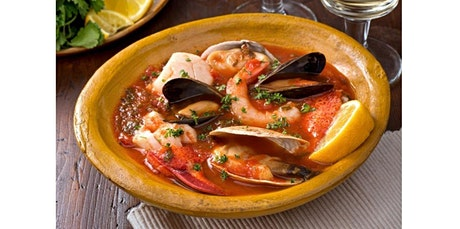 International Seafood: Chef Olive (Oakland)  (04-25-2020 starts at 6:30 PM) tickets