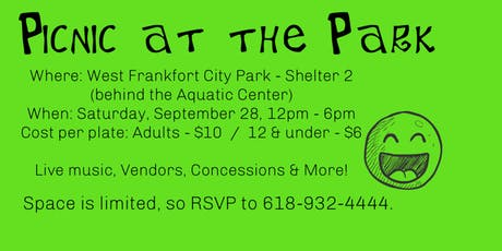 Picnic at the Park tickets