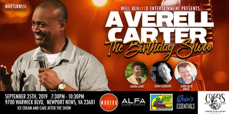 Ave's 51st Birthday Party Show tickets