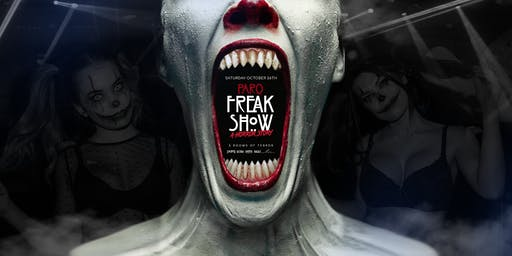 Parq Freak Show: Halloween Party