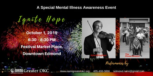 Ignite Hope: A Mental Illness Awareness Event