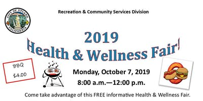 Senior Health & Wellness Fair