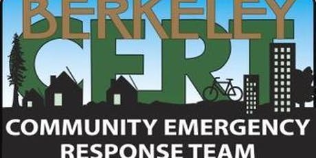 CERT Disaster Medical Operations I tickets