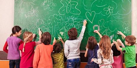 6° - Rapporto scuola - famiglia: c'è ancora qualcosa da inventare? (6-11 anni) - Essere genitori un'arte imperfetta 2019-20 biglietti
