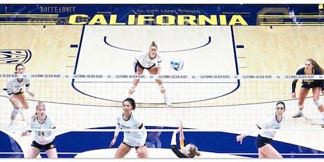 UC Berkeley vs. Saint Mary's, Women's Volleyball tickets