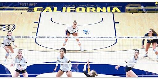 UC Berkeley vs. Saint Mary's, Women's Volleyball