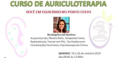 Curso de Auriculoterapia: você em equilíbrio no