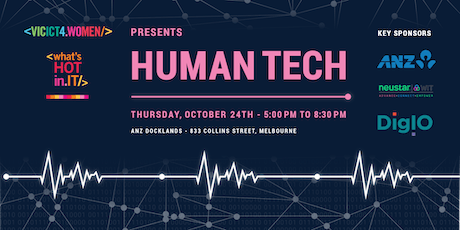 What's Hot in IT - HumanTech tickets