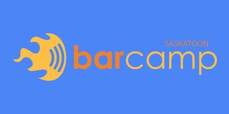 Barcamp Saskatoon 2019 tickets
