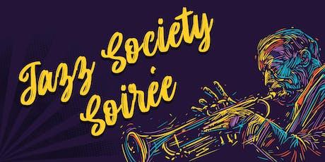 Jazz Society Soirée tickets