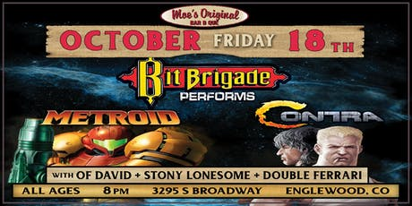 Bit Brigade at Moe's Original BBQ Englewood tickets