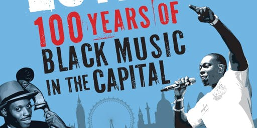 Sound Systems, DIY Culture and 100 Years of British Black Music