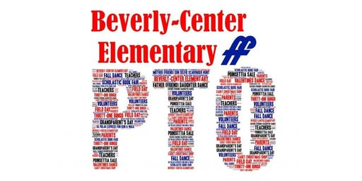 Beverly-Center PTO Bingo