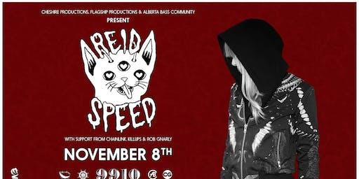 Reid Speed - Edmonton