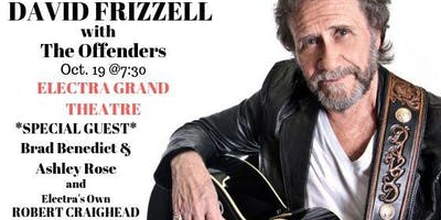David Frizzell in Concert with Special Guest