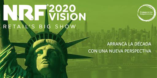 Solicita información para asistir al NRF 2020.