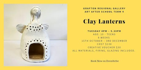 Clay Lanterns: Art After School T4 tickets