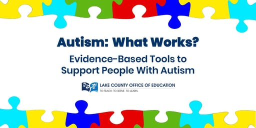 Autism: What Works?