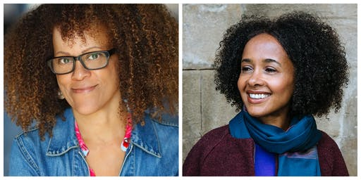 Eyes on the Prize? with authors Diana Evans  and Bernardine Evaristo