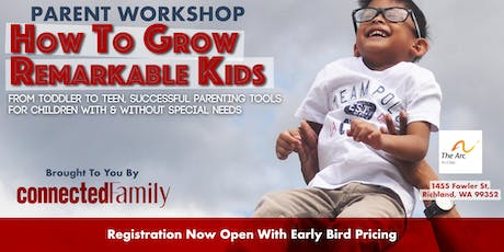 How To Grow Incredible Kids tickets